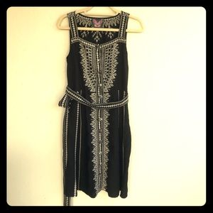 Johnny Was embroidered dress Small